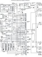 1993 Pontiac Bonneville Schematic Wiring Diagrams