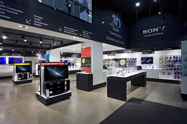 Sony Centre em Londres