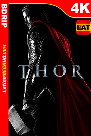 Thor (2011) Latino Ultra HD 4K BDRIP 2160P ()