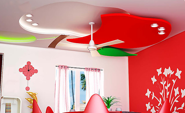 False Ceiling for Bedroom
