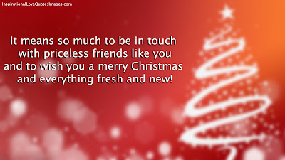 FamousMerry Christmas Messages For Friends