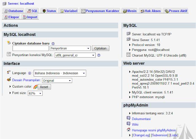 Cara Memasang Wordpress Di XAMPP 5