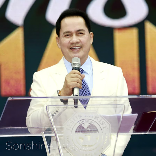 Quiboloy Claimed Responsible For Catriona Gray's Victory In The Miss Universe 2018.