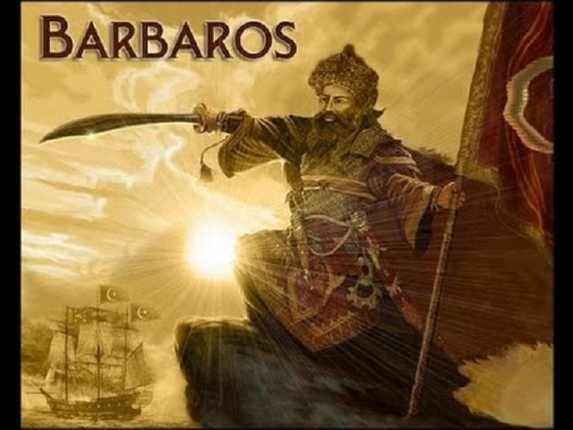 Barbarossa sang mujahid agung