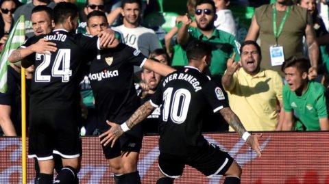 Crónica Real Betis 2 - Sevilla FC 2