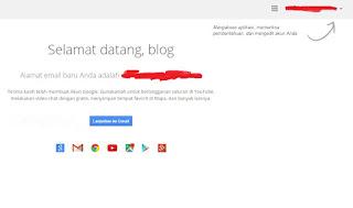 panduan cara membuat email di gmail
