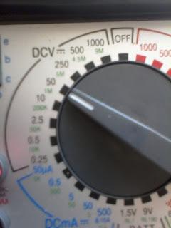 dcv multimeter