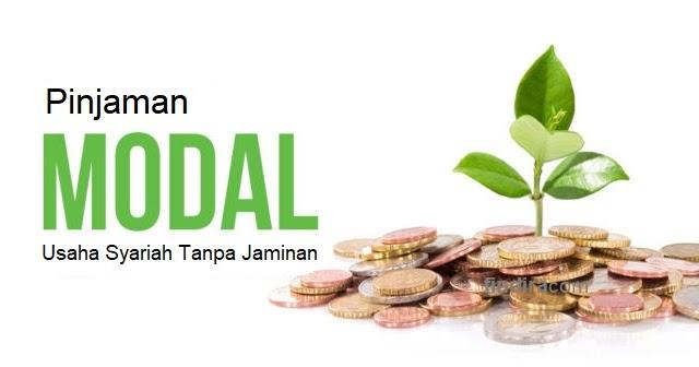 Pinjaman Modal Usaha Syariah Tanpa Jaminan, Begini Cara ...
