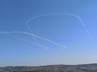 Jejak Rudal Turki Gagal Mengenai Su-22 Suriah
