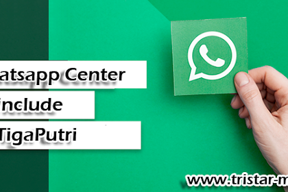 WhatsApp Center TigaPutri