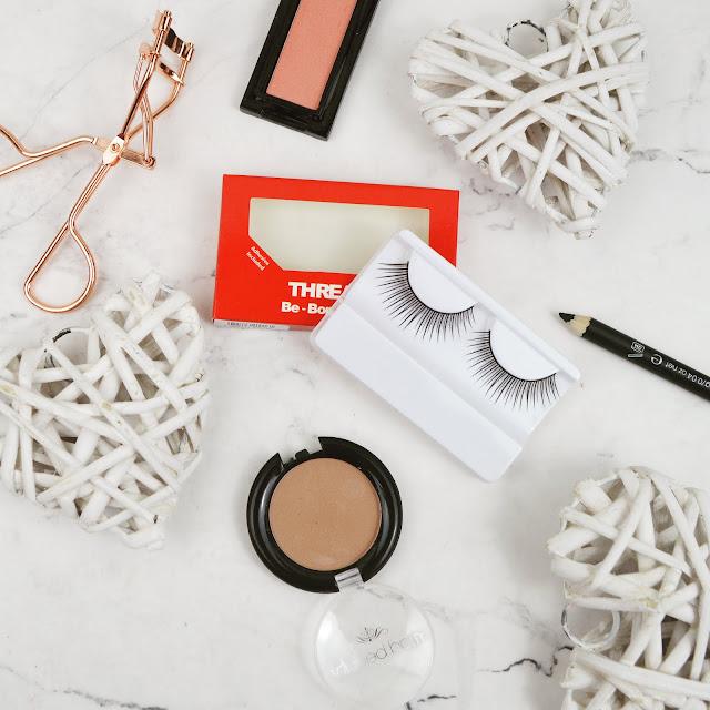 Lovelaughslipstick Blog -Threads Beauty Co False Eyelashes Valentines Looks and Review