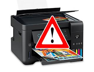 mengatasi kerusakan pada printer