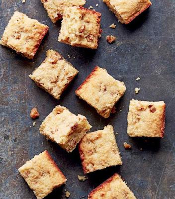 Best Keto Maple Nut Blondies Recipe