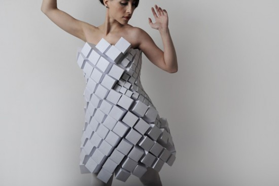 Fashion Geometry Shapes In Fashion