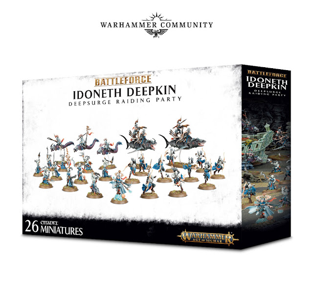 Battleforce Idoneth Deepkin