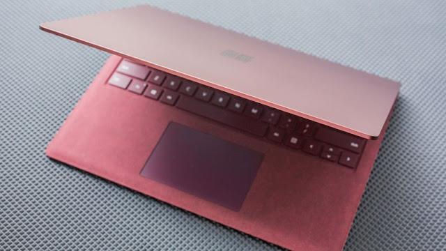 Microsoft Surface Laptop Elegan dan Performa Yang Menakjubkan