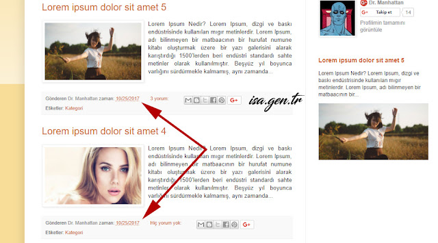 blogger tarih