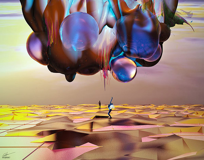 Archan Nair (India) - http://www.archann.net