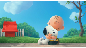 "Review of ""The Peanuts Movie"""