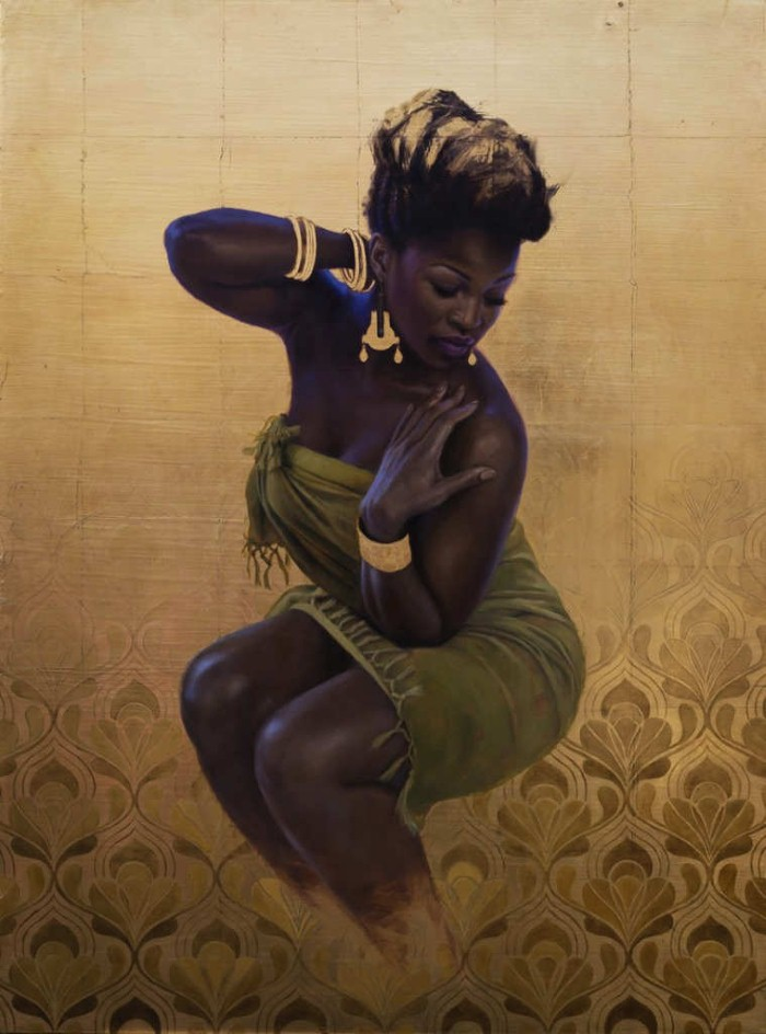Красота живописи. Sara Golish 15