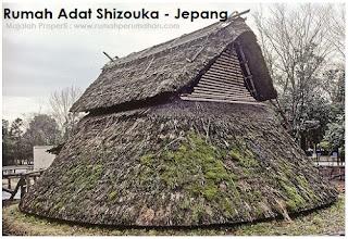 Rumah Adat Unik di Dunia dan Penjelasannya, Rumah Adat Jepang, Wisata Arsitektur Jepang