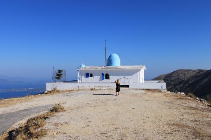 Autoilu Lefkas, Kreikka / Parhaat maisemat Lefkaksen saarella 2012
