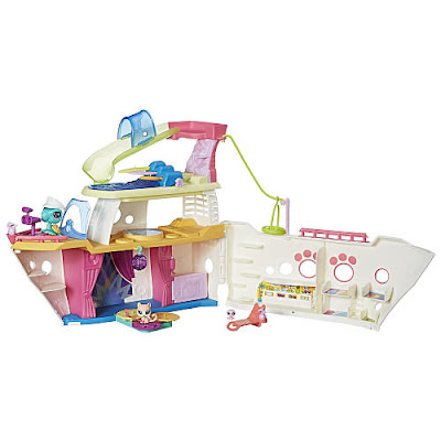 Littlest Pet Shop Cruise Toy