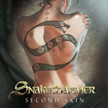 "Το τραγούδι των Snakecharmer ""Punching Above My Weight"" από το album ""Second Skin"""