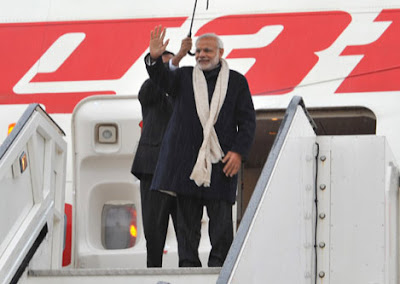 PM Modi in Turkey for G 20 meeting