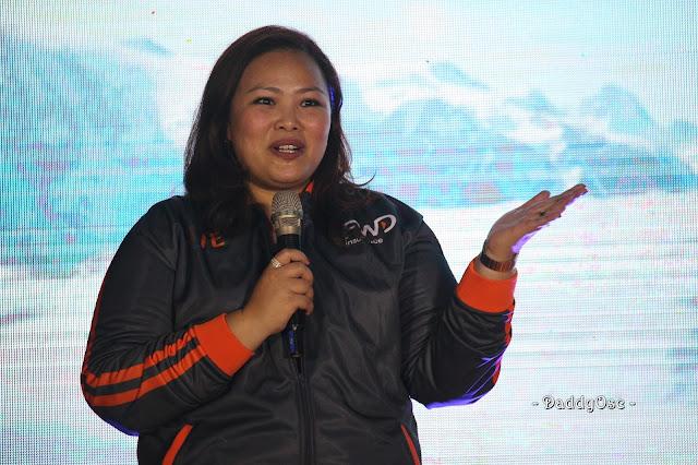 Roche Vandenberghe, FWD Life Philippines Head of Marketing