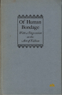 Of Human Bondage with a Digression on the Art of Fiction cover