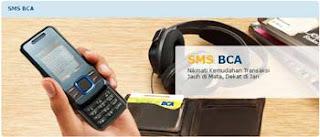 Cara Registrasi atau Daftar SMS Banking BCA Melalui ATM