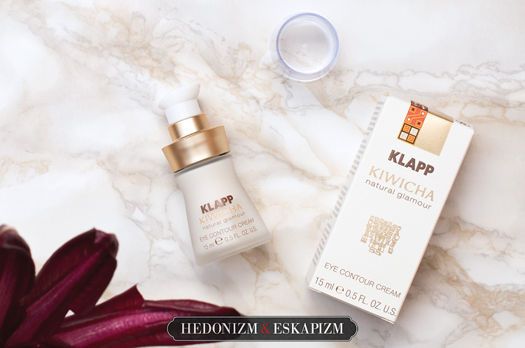 KLAPP Cosmetics: Kiwicha Eye Contour Cream