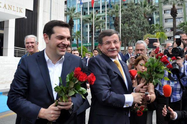 Ελληνοτουρκικά: Φρου - φρου κι αρώματα…
