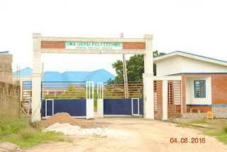 Uma Ukpai Polytechnic ND Admission Form On Sale - 2018/2019