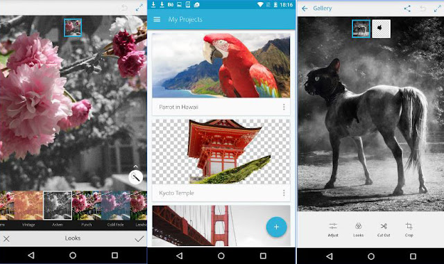 Adobe Photoshop Mix Android App Got An Update