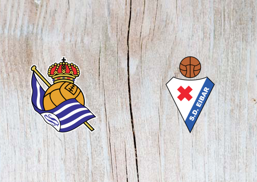 Real Sociedad vs Eibar - Highlights 14 April 2019