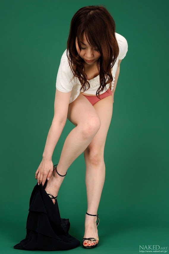 Naked-Art No.00167 Syoko Arimura 有村晶子Real Street Angels