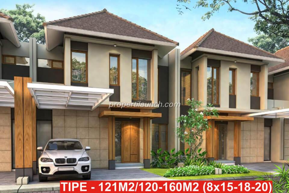 Rumah Anigre Tipe 160