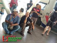 SIM Keliling di Carefour Harapan Indah