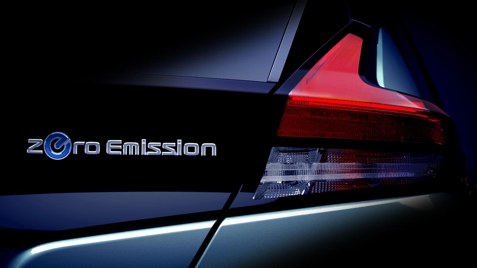 Πρεμιέρα για το νέο Nissan LEAF στις 6 Σεπτεμβρίου