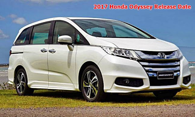 2017 honda odyssey release date auto honda rumors. Black Bedroom Furniture Sets. Home Design Ideas