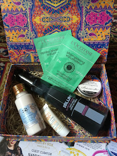 my envy box, review my envy box, my envy box march 2016, beauty subscription box india,
