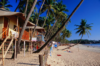 Palolem Beach- vacation Spot in india