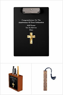 practical office gifts for Priests personalized