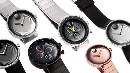 0856b84e1cb4f A marca voltou a inovar em 1912 com a introdução do relógio Polyplan, que  estarreceu e surpreendeu o mercado e o segmento da relojoaria com sua grade  de ...