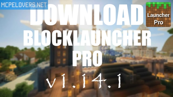 Download BlockLauncher Pro v1.14.1