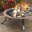 Designer Tips + Trends for Today's  Modern Homeowner: Install Mosaic Tile on an Outdoor Contemporary Fire Pit