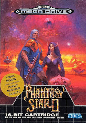 Rom de Phantasy Star 2 - Mega Drive - PT-BR