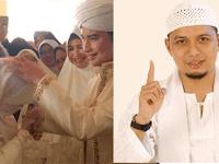 Alasan Putra Ustaz Arifin Ilham Menikah di Usia Muda